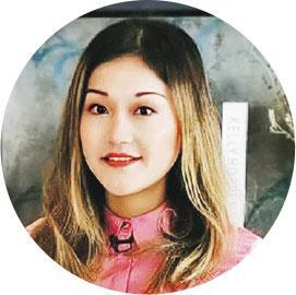 營養師——Michelle Lau:註冊營養師(受訪者提供)
