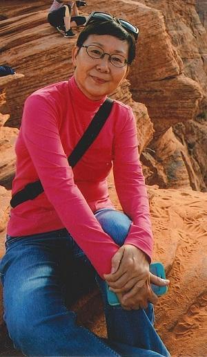 曾任安老院舍院長,現亦為香港職業發展服務處課程導師的何昭華 (Amy)
