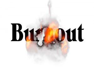 從事人本服務工作者,要保持良好的心理狀態,否則容易令自己 burn out。(圖片來源 https://pixabay.com/)