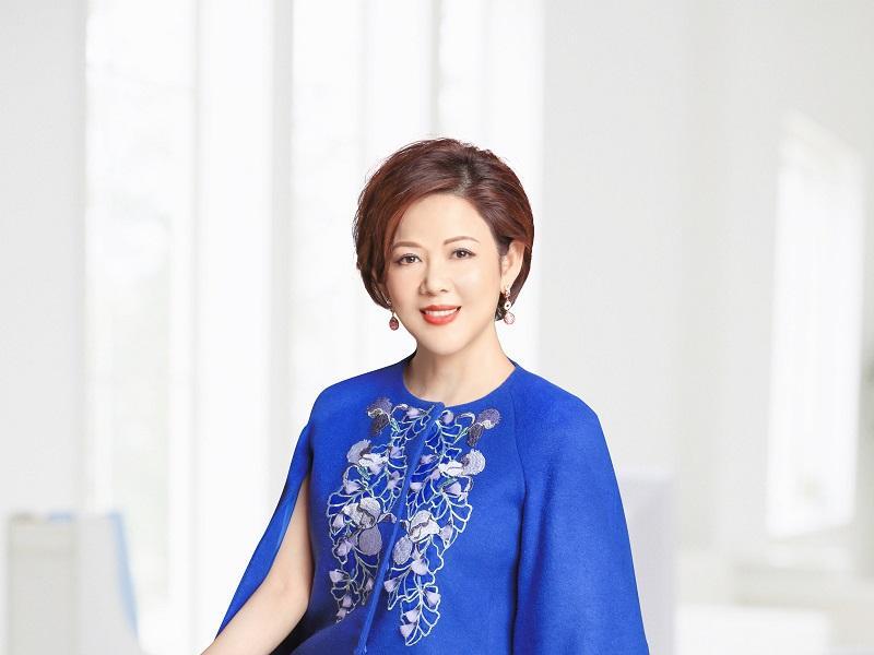 P.C. 形象顧問公司創辦人及首席形象培訓師、國際形象顧問協會 (AICI) 香港分會前主席陳偉紅 (Priscilla)