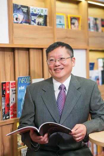 蘇孝宇教授(圖由受訪者提供)
