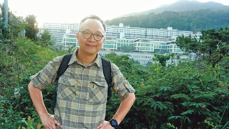 香港教育大學「心理學(學校及社區)社會科學碩士」課程主任鍾耀斌博士