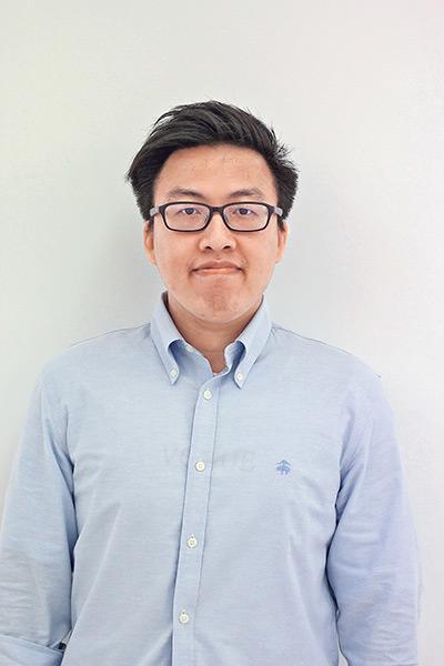 青協生活學院課程主任周沛泉。