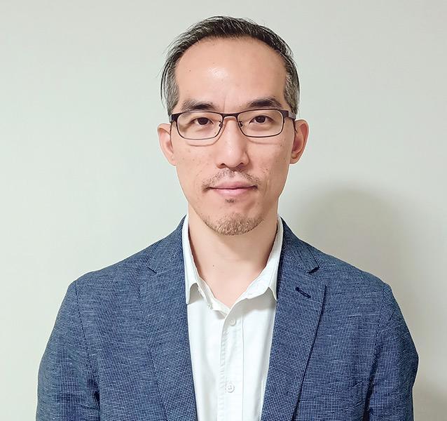 香港樓宇檢驗學會會長兼香港青年協會生活學院課程導師劉兆健(Ken Sir)。