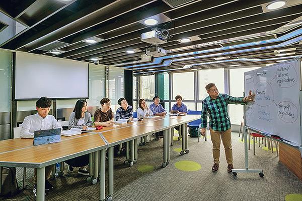 從CSR到CSV致力商社共贏社會創新人才 發揮社企營運及商業管理知識