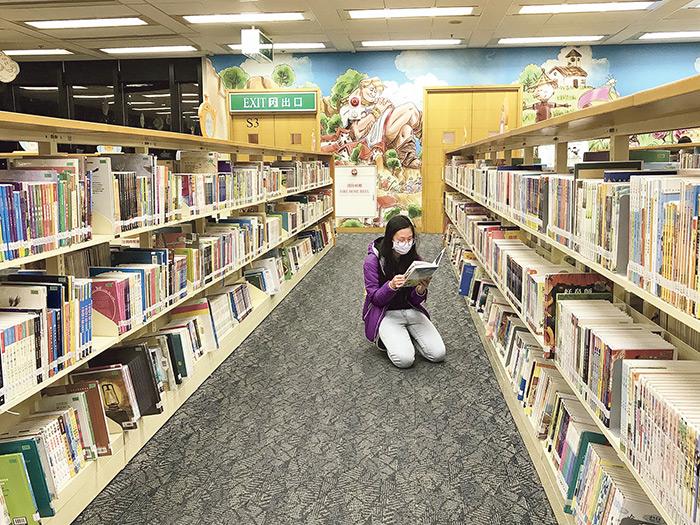 從圖書館助理做起 累積工作經驗、持續進修增實力