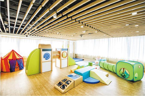 東華學院幼兒遊戲實驗室開幕(東華學院圖片)