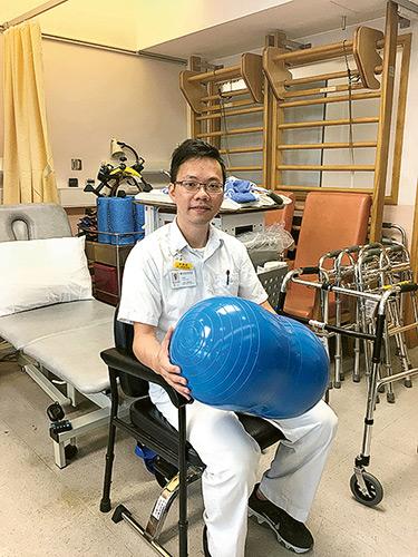 修讀醫護支援人員課程 投身病人服務助理 助人工作 個人事業再起步