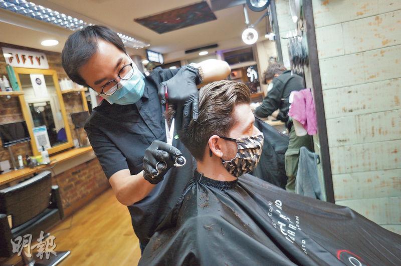 工作假期求職記丨展覽業從業員跳出舒適圈 進修轉職做髮型師