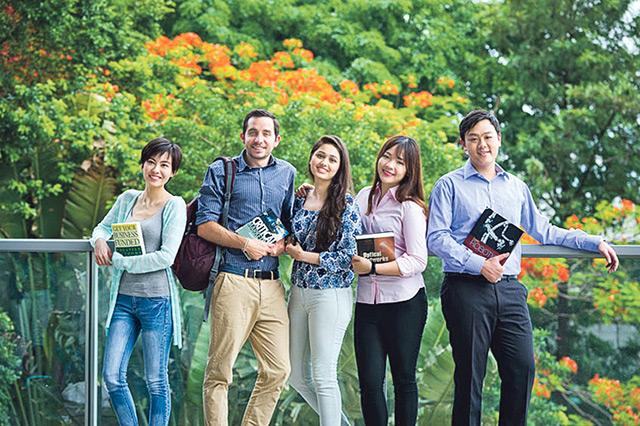 城大組織管理學及環球企業管理 兩碩士課程 全方位培養未來優秀管理人才及跨國企業領導者