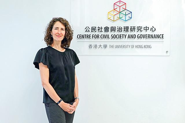港大致力建構永續社會 培育新一代永續發展管治人材 主辦碩士課程與時並進 結合環境、社會議題及商業策略