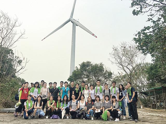 綠色專才炙手可熱 增值環境健康及安全專業技能 為生態及環境危機出力