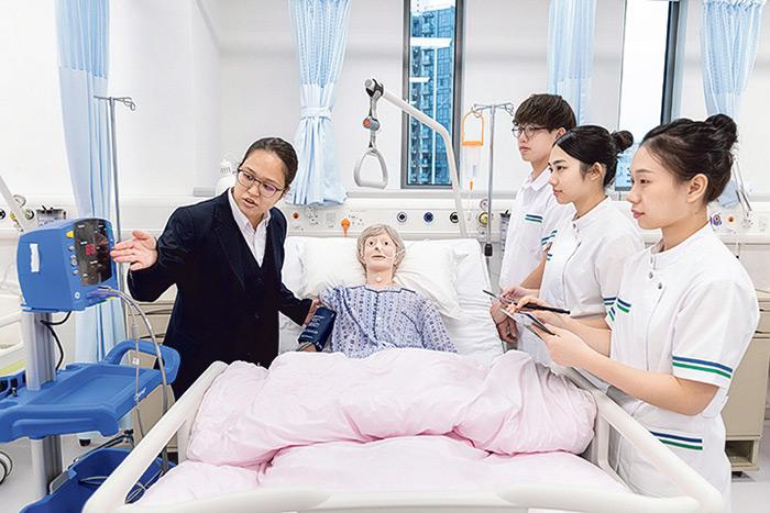 轉職護士 增值第一步 安老服務業人手缺 事業有Take 2