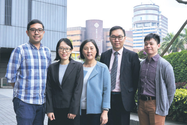 香港理工大學應用生物及化學科技學系開辦 營養與健康活齡理學碩士課程