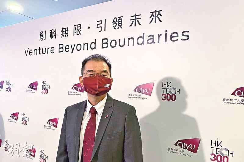 城大副校長(研究及科技)楊夢甦(圖)表示,新推出的創新創業計劃「HK Tech 300」目標為建立「亞洲第一」的大學創新創業計劃,未來3年投放5億元,成立300間初創企業,為年輕人提供多元的培訓及成長的機會,結合課堂上學習到的知識及實戰,將研究轉化貢獻社會、經濟發展。(林穎茵攝)