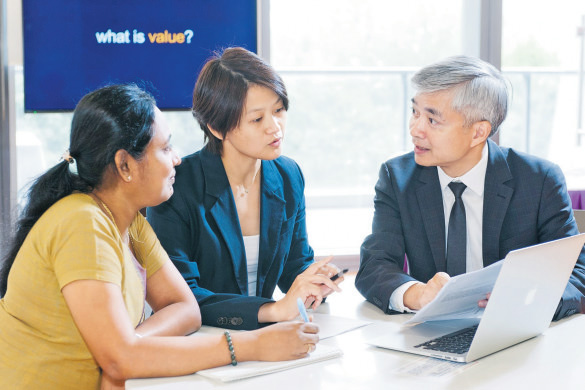 城大資訊系統學系碩士課程 助你利用資訊科技佔優