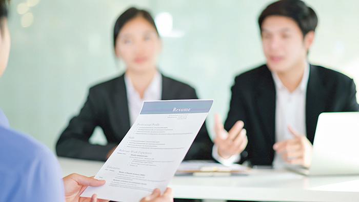 企業招聘6大熱門行業 拆解6個求職轉職面試難題