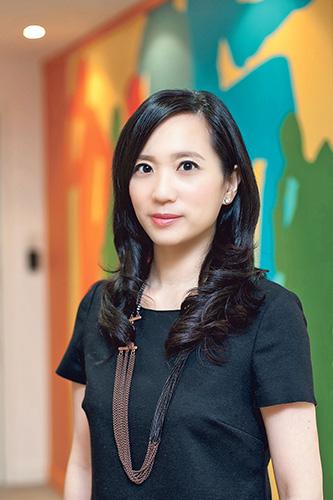 萬寶盛華大中華高級副總裁徐玉珊(Lancy)