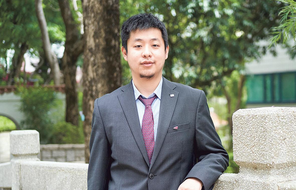 香港城市大學數據科學學院助理教授楊禹博士