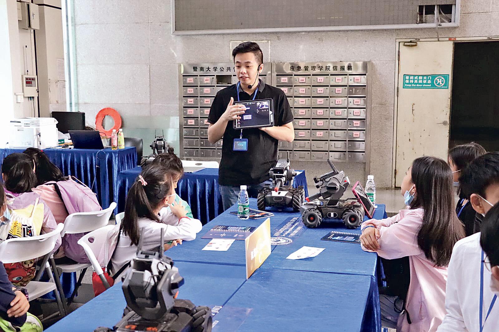 廣州暨大港澳子弟學校積極招聘港籍教師 早着大灣區教學先機 事業展新天