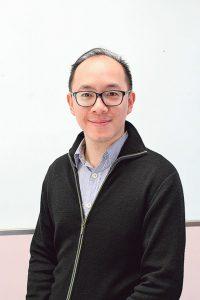 基督教香港 信義會天恩培訓及發展中心個人素養系列課程 導師盧家偉(Jacky)