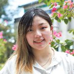 梁紫盈(Sonia): 本地生,考獲DSE文憑。 GLAP一年級生。