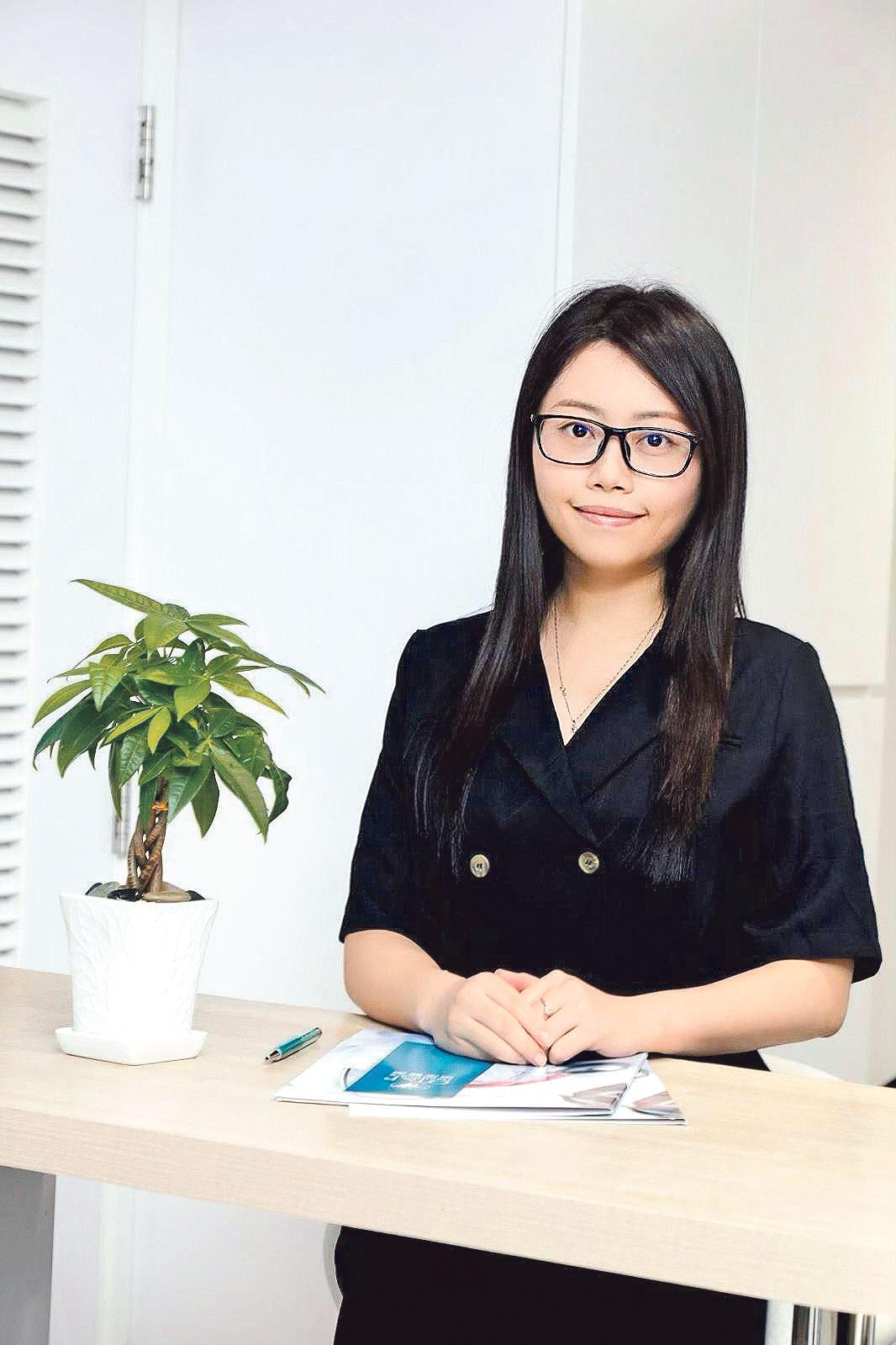 領康醫療人力資源主管林祖賢(Erica)