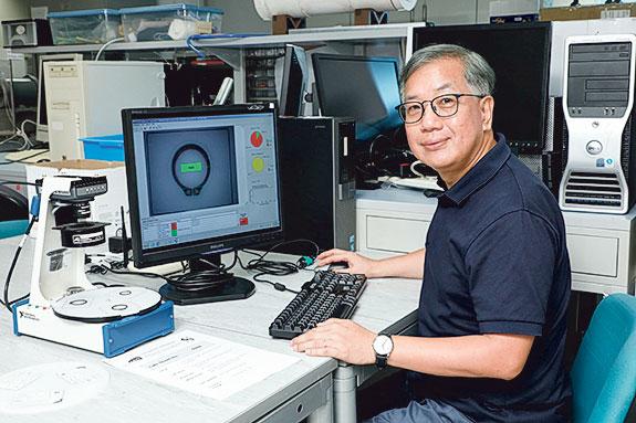 城大先進設計及系統工程學系副系主任及副教授 錢桂生博士