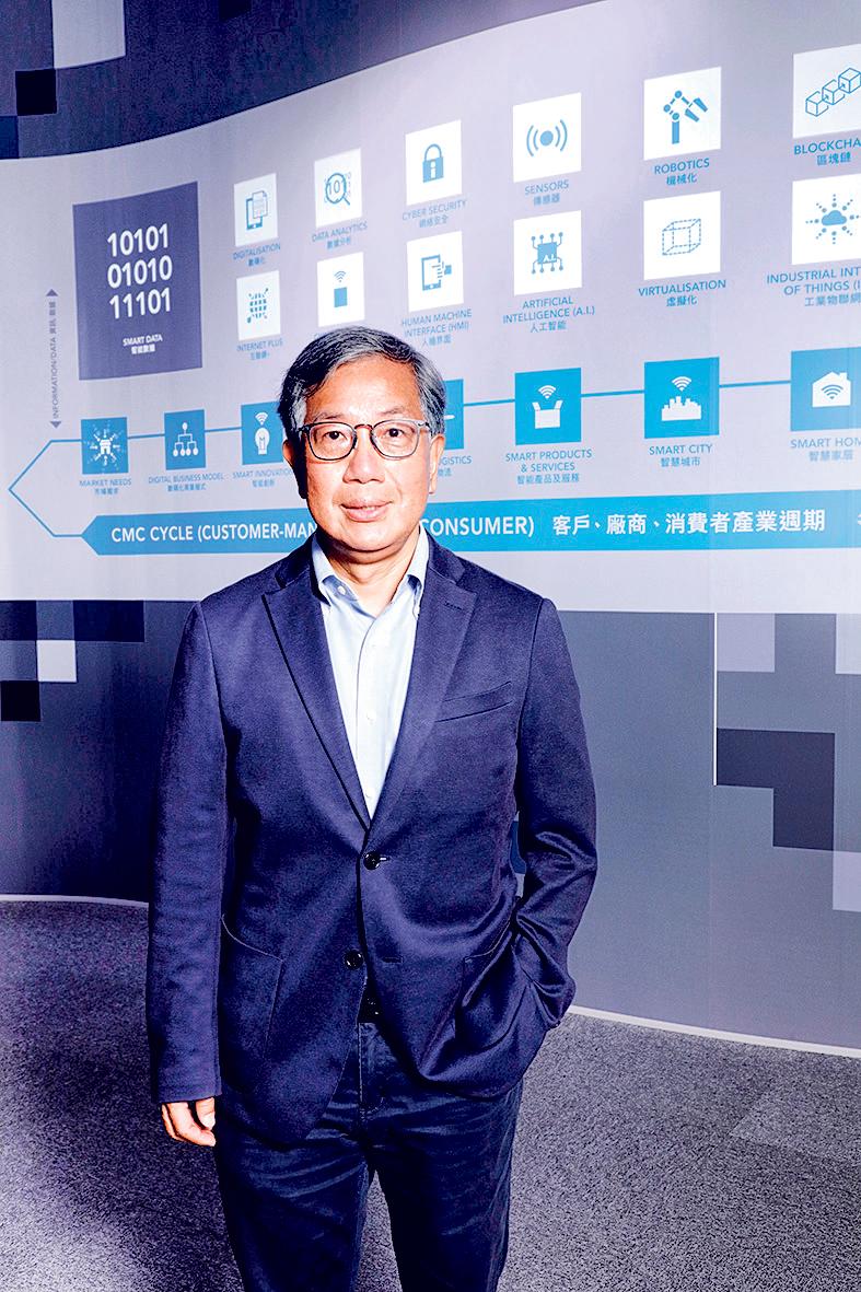 城大先進設計及系 統工程學系副系主任及副教授錢桂生博士