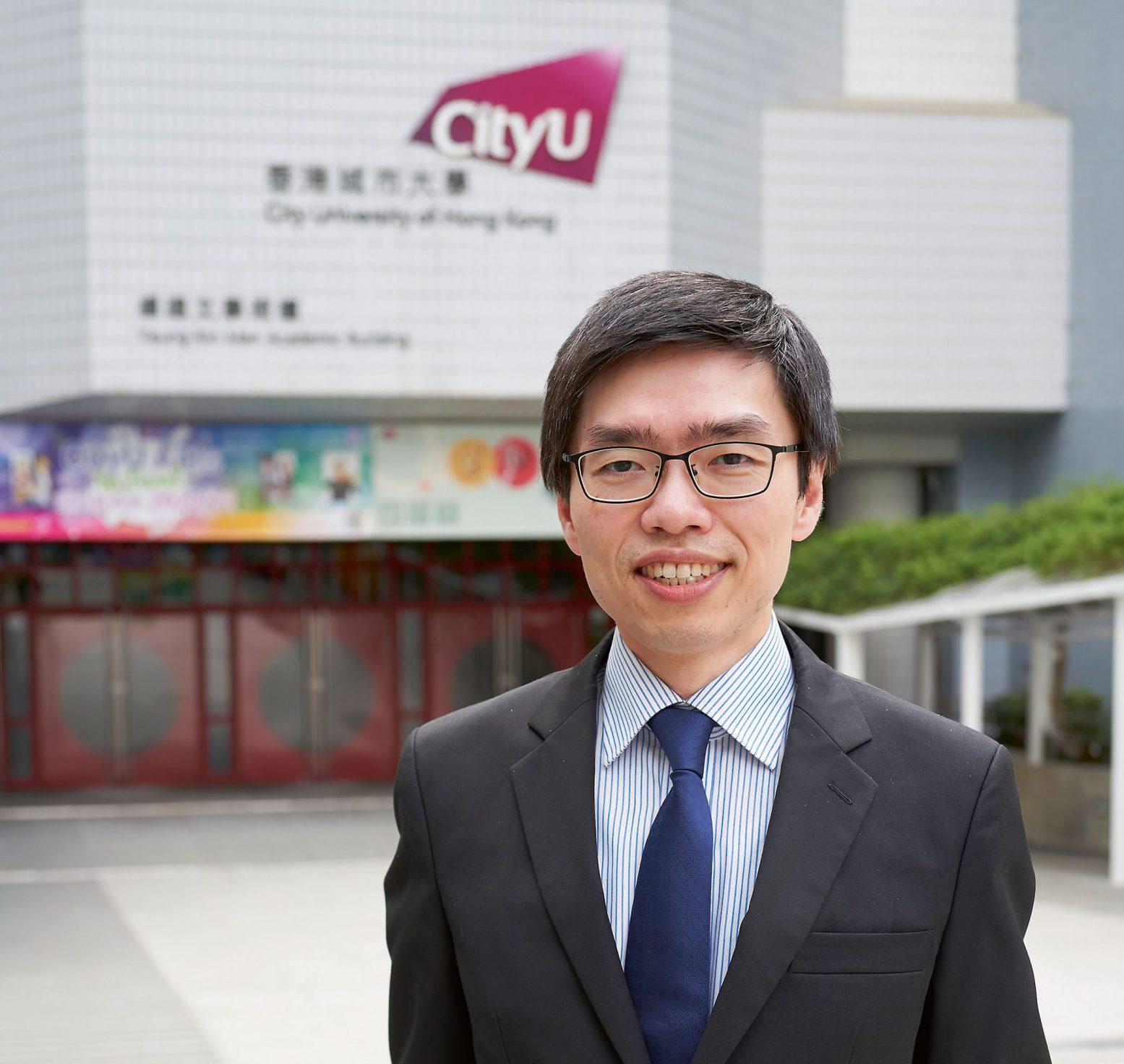 副院長(本科生教務)兼副教授李鈞瀚博士