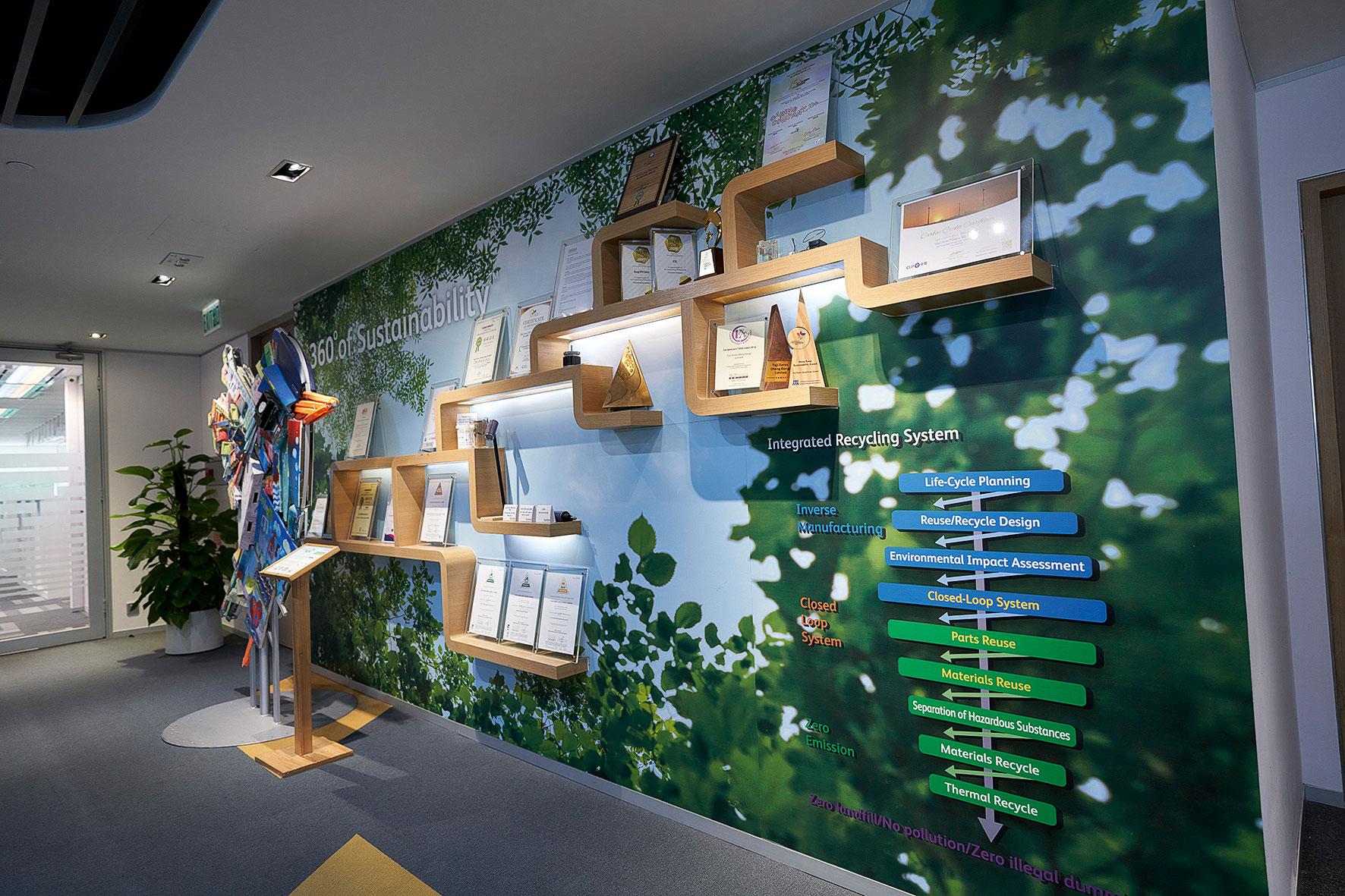 FUJIFILM BI HK多年來一直在環保領域進行研究、開發和投放資源,同時非常重視永續發展,致力為企業達至綠色辦公室。
