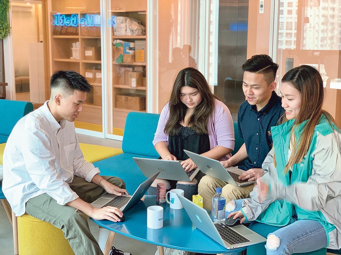 實習經驗不只充實履歷,亦可將所學知識應用到營商環境、發掘個人興趣和適合的工作上。