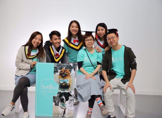 HKAATA認證動物輔助治療師團隊