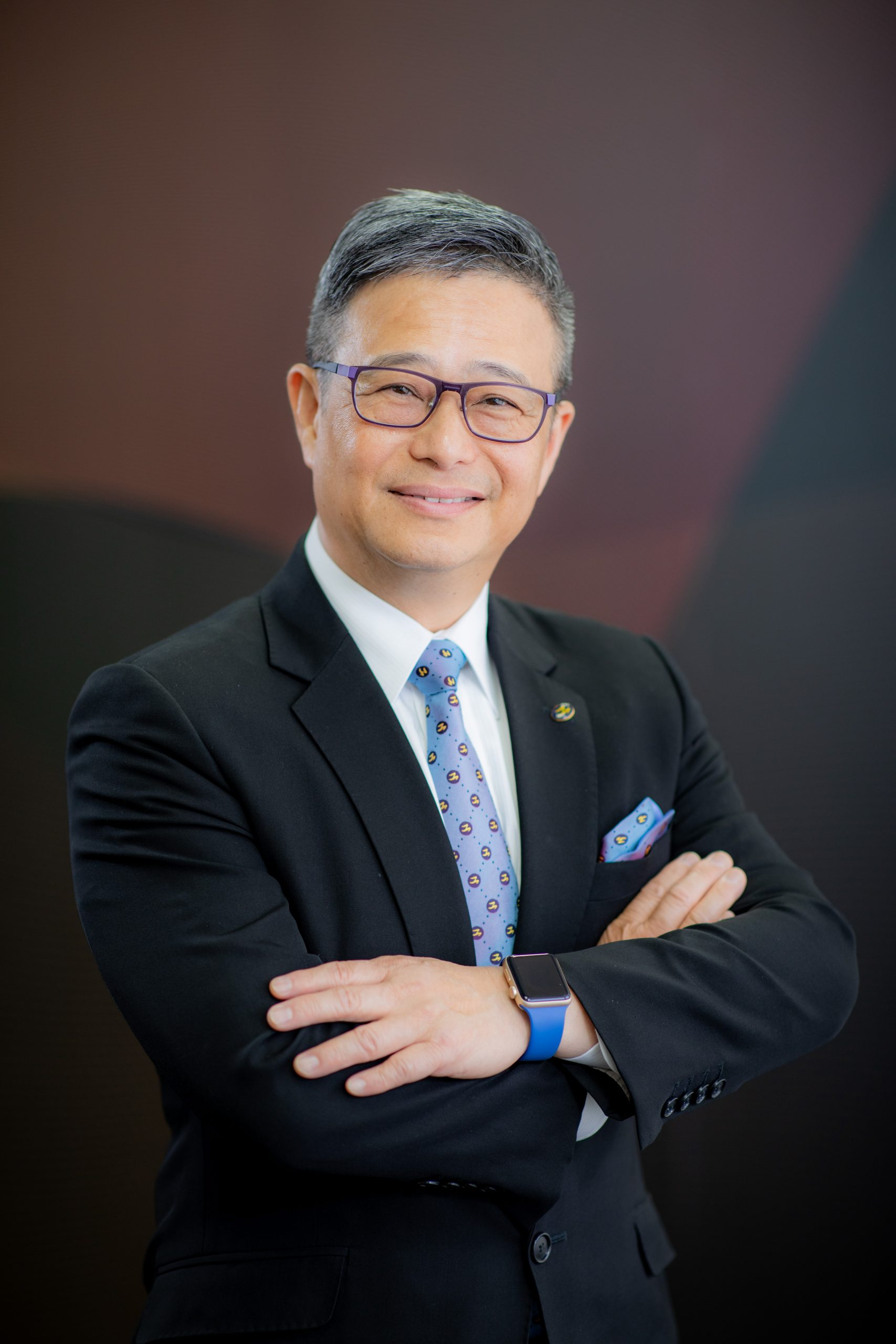 正昌科技(集團)有限公司董事總經理鄭文聰教授