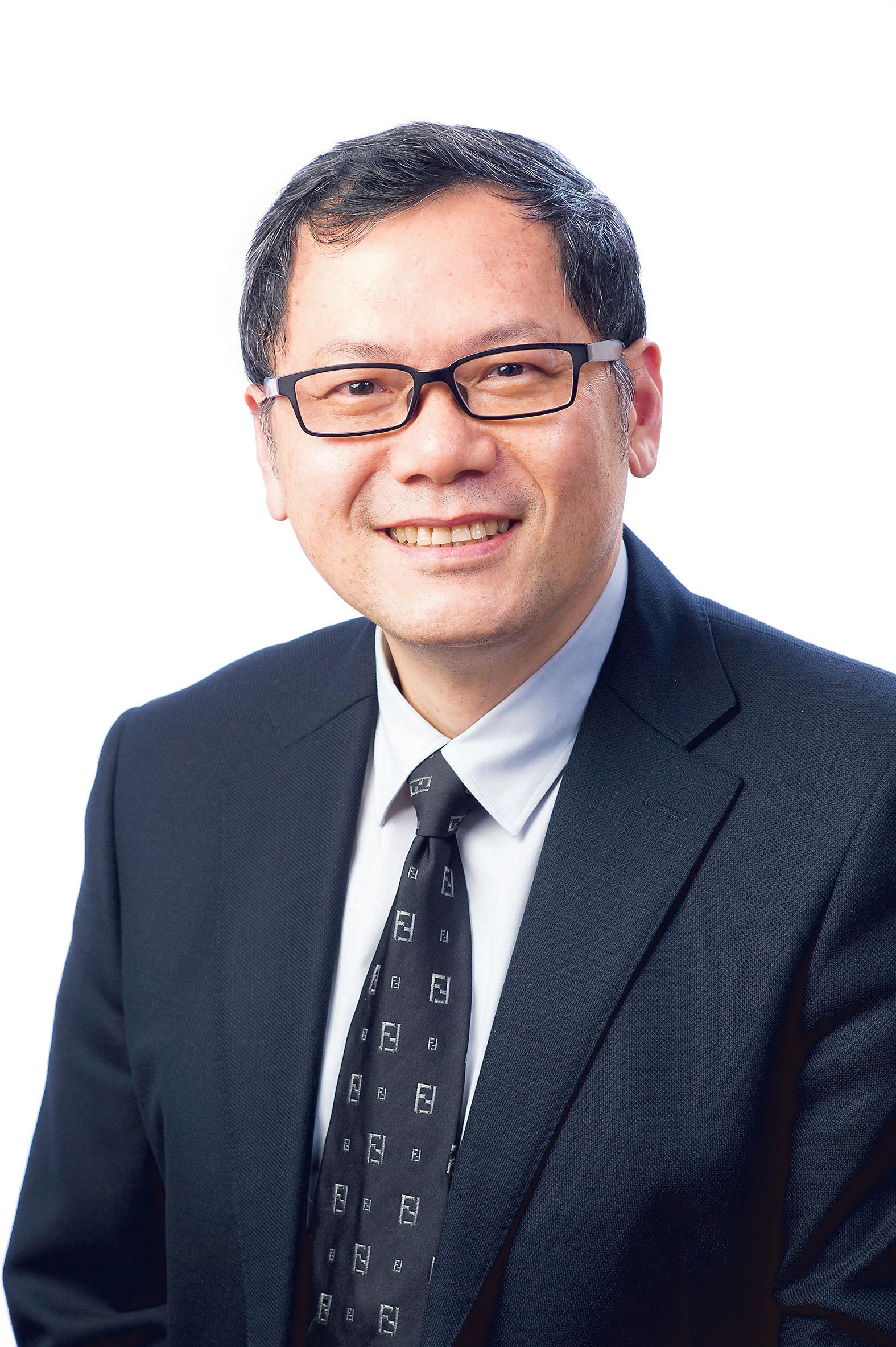 城大能源及環境學院院長陳澤強教授