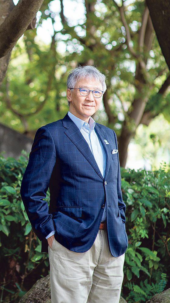 香港綠色建築議會(HKGBC)執行董事 陳永康博士