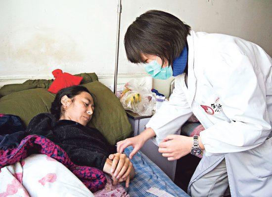 過往亦曾參加青海中醫義診工作