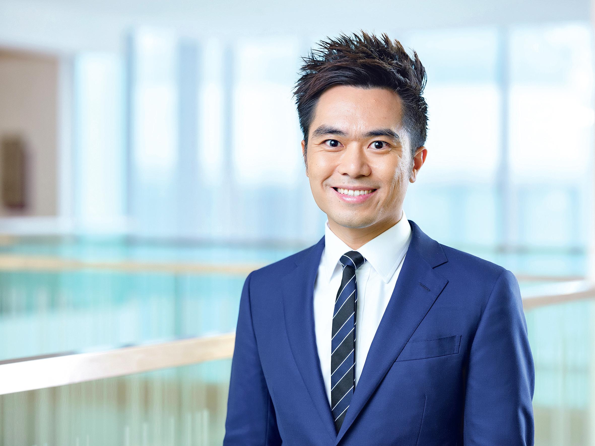 香港中文大學會計學院專業會計學課程主任梁耀榮