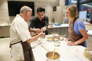 薛榮斌表示,想成為烹飪導師,首先要技術到位及經驗豐富,如可以同時教授多類型菜式者,會有較強的競爭力。