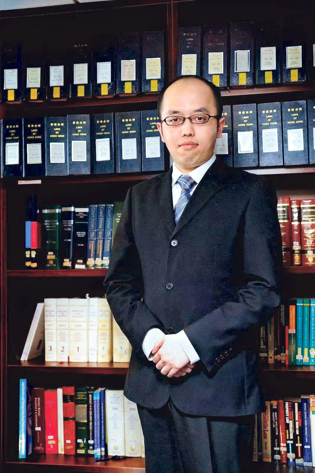 麥家榮律師行合夥人、企業融資部主管律師趙志鵬