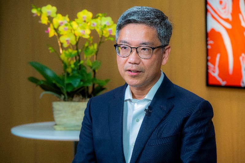 香港金融管理局(金管局)副總裁阮國恒
